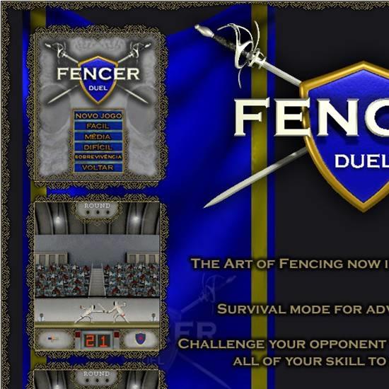 Fencer Duel
